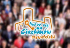 Wyniki Ciechanowskiego Budżetu Obywatelskiego 2017 !