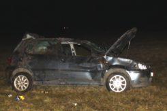 Śmiertelny wypadek w pobliżu Bońkowa Kościelnego