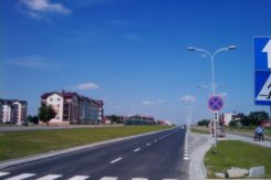 Potrącenie pieszej na ul. Armii Krajowej