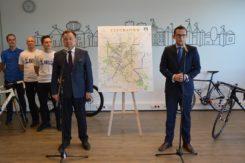 20 km nowych ścieżek rowerowych w Ciechanowie