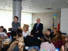 Uczniowie z Niemiec z wizytą w Polsce