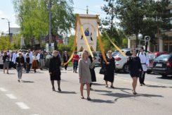 Diecezjalne uroczysto艣ci 100. rocznicy objawie艅 fatimskich w Ciechanowie