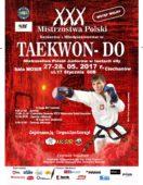 XXX Mistrzostwa Polski Seniorów i Młodzieżowców w Taekwon-do