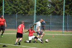 Piknik rodzinno - piłkarski APN Olimp