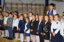 Rozpoczęcie roku szkolnego w Gminnym Zespole Szkół w Regiminie