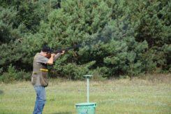 Zawody strzeleckie w Chotumiu