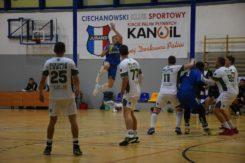 Mecz CKS Jurand KANOiL Ciechanów - AZS UMCS Lublin