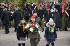 Uroczystości 99. rocznicy odzyskania niepodległości w Ciechanowie