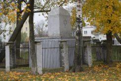 75. rocznica likwidacji przez Niemców getta w Ciechanowie.