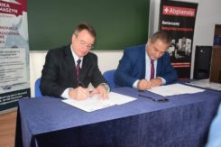 Otwarcie Centrum Edukacji Technicznej Haas w PWSZ w Ciechanowie
