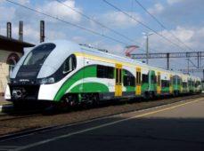 Korekta rozkładu jazdy pociągów Kolei Mazowieckich