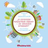 Przedszkolaki o smogu: X edycja konkursu ekologicznego