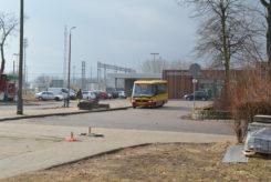 PILNE ! Od poniedziałku prace przed dworcem i zmiany w komunikacji miejskiej