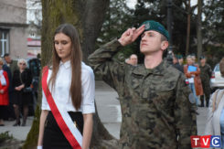Obchody 78. rocznicy Zbrodni Katyńskiej w Ciechanowie