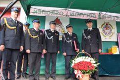 Powiatowy Dzień Strażaka i 90 - lecie OSP w Sońsku