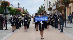 XXV Regionalny Przegląd Orkiestr Ochotniczych Straży Pożarnych w Ciechanowie