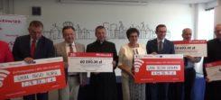 Podpisanie umów na renowacje Mazowieckich obiektów kultury oraz termomodernizację budynków