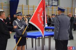 Wręczenie i nadanie Sztandaru Komendzie Powiatowej Policji w Przasnyszu