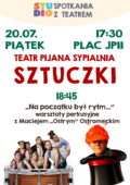 Teatr Pijana Sypialnia - spektakl