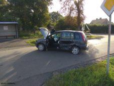 Wypadek w Nużewku