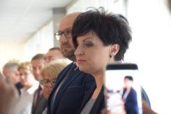 Sesja Rady Powiatu Ciechanowskiego - nowy starosta Ciechanowski