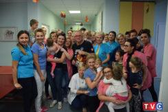 Karetka od WOŚP dla Zakładu Opiekuńczo-Leczniczego dla dzieci i młodzieży z Kraszewa-Czubaki