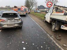 Wypadek w Chruszczewie