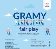"""GRAM fair play"" - musical rockowo/hip-hopowy"