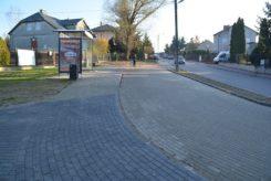 Nowa zatoka autobusowa przy ul. Starowiejskiej