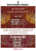 Koncert Karnawałowy w Opinogórze