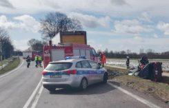 W wypadku zginęło dwoje dzieci! Zorganizowano objazdy.