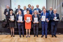 Powiat Ciechanowski wyróżniony podczas Zgromadzenia Ogólnego Związku Powiatów Polskich