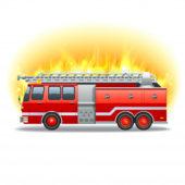 Interwencja straży pożarnej w gm. Opinogóra