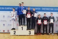Mistrzostwa Polski Juniorów Młodszych w Taekwondo olimpijskim.