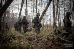 Mazowieccy Terytorialsi kończą I etap szkolenia