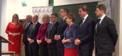 Konwencja wyborcza PiS w Ciechanowie przed Eurowyborami