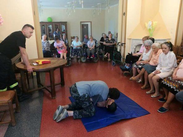 Szkolenie z zasad pierwszej pomocy przedmedycznej