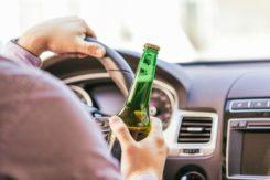 49-latek miał w organizmie blisko 3 promile alkoholu