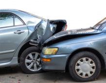 PILNE! Wypadek dwóch samochodów. Zablokowana droga w Ujazdówku!