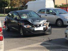 Kolejny wypadek na skrzyżowaniu ulic 11 Pułku Ułanów Legionowych/Mikołajczyka