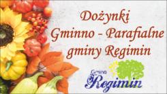 Dożynki Gminno - Parafialne w gminie Regimin [VIDEO]