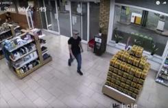 Wizerunek sprawcy pobicia [VIDEO]