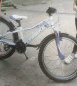 Skradziono rower!