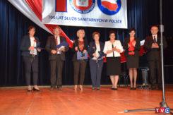 100 - lecie Służb Sanitarnych w Polsce