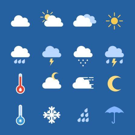 Co nas czeka w pogodzie 1 listopada?