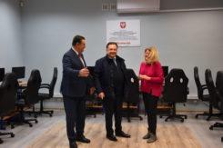 Nowa pracownia informatyczna w SP 4 w Płońsku