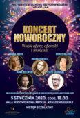 Koncert Noworoczny z Mazowieckim Teatrem Muzycznym im. Jana Kiepury. w Ciechanowie