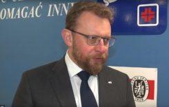 Rozmowa z ministrem zdrowia Łukaszem Szumowskim