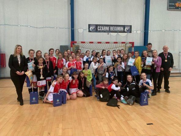 III Ogólnopolski turniej piłki ręcznej w Regiminie [FOTO]