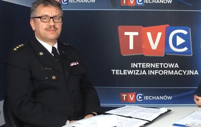Jarosław Nowosielski nowym komendantem Wojewódzkim Państwowej Straży Pożarnej